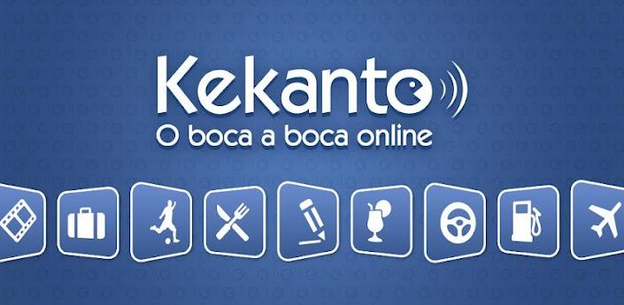 Kekanto - Boca a boca online