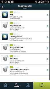 Jobnet App - screenshot thumbnail