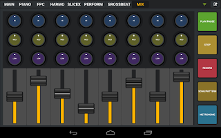 Screenshot of Image-Line Remote