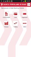 Screenshot of Gruppo Banca Popolare di Bari