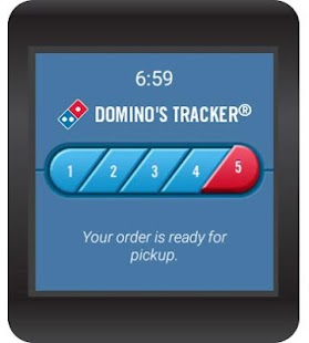 Domino's Pizza USA - screenshot thumbnail