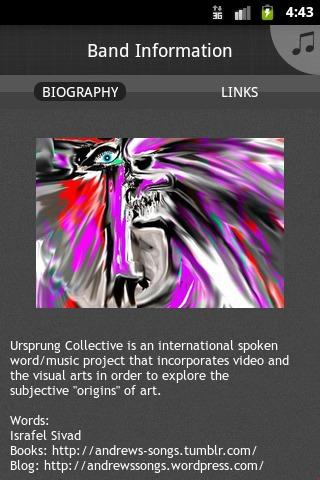 Ursprung Collective - screenshot