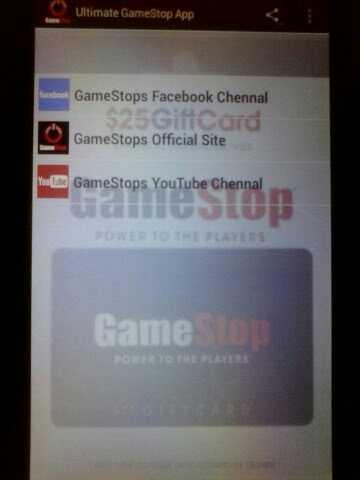 Ultimate GameStop App