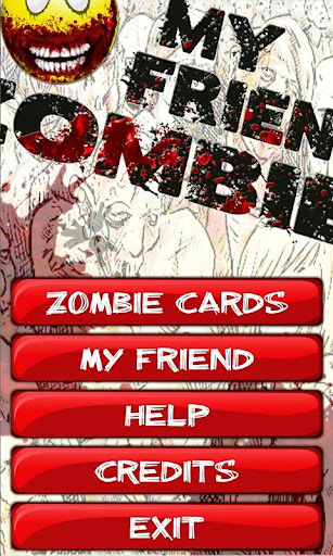【免費娛樂App】My Friend Zombie-APP點子