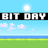 Bit Day Live Wallpaper