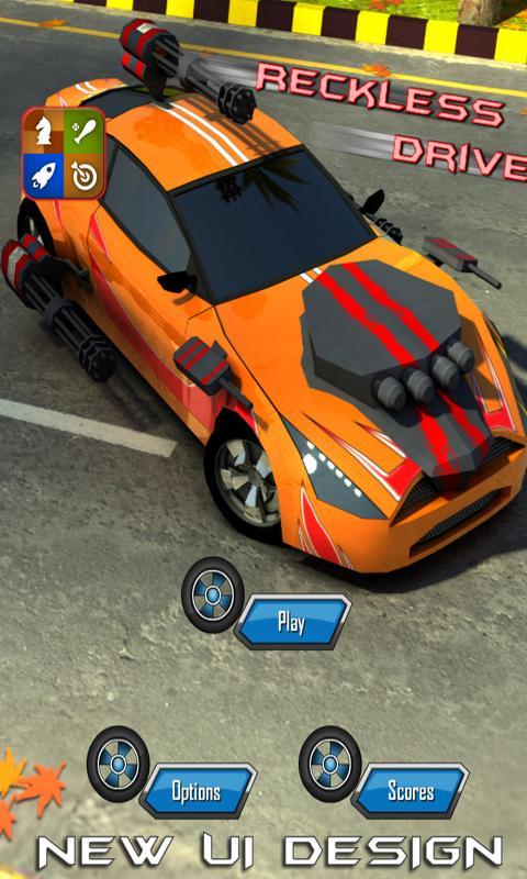 Reckless Race- screenshot