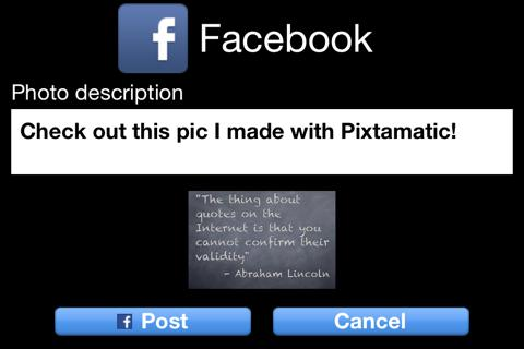 Pixtamatic - screenshot