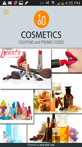 Cosmetic's Coupons - I'm In