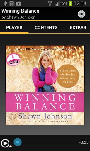 Winning Balance S. Johnson