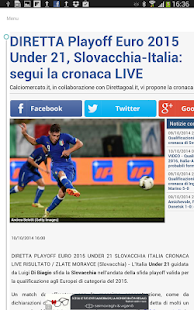 Calciomercato.it- screenshot thumbnail