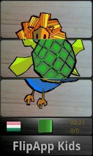 FlipApp Kids Languages- screenshot thumbnail