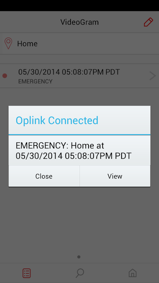 Oplink Connected - screenshot