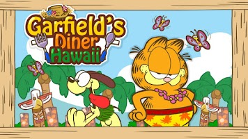 Screenshot of Garfield's Diner Hawaii