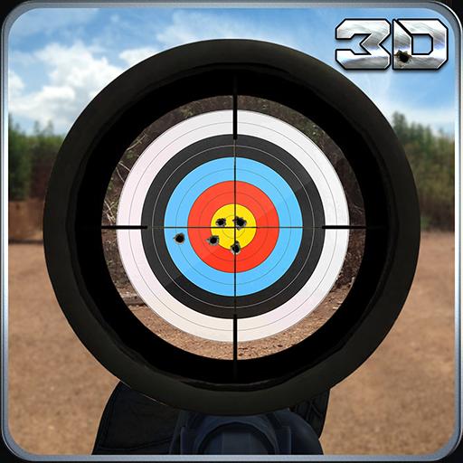 Black Ops Shooting Range 3D