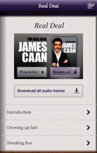 James Caan Business Secrets- screenshot thumbnail