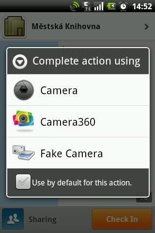 Fake Camera - screenshot