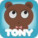 Tony The Bear Live Wallpaper icon