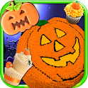 Halloween Cake Maker icon