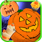 Halloween Cake Maker - Bake & Cook Candy Food Game
