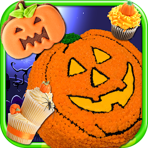 Halloween Cake Maker for PC and MAC