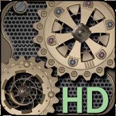 Mechanical Gears LiveWallpaper