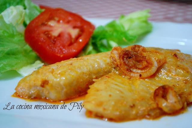 Fish with Chipotle Recipe