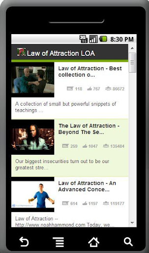 Law of Attraction LOA