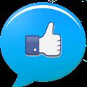 Frases para Facebook icon