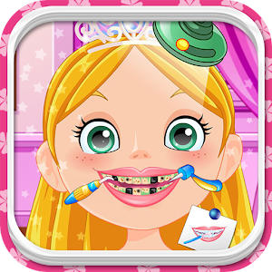 Princess at the Crazy Dentist for PC and MAC