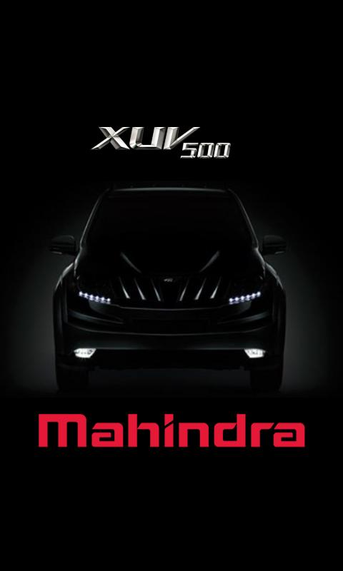 Mahindra XUV500- screenshot