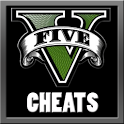 GTA V cheats FREE icon
