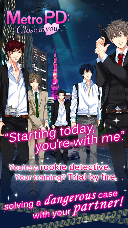 Metro PD: Close to You- screenshot