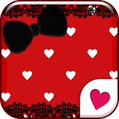Cute wallpaper★Cute Heart Dot
