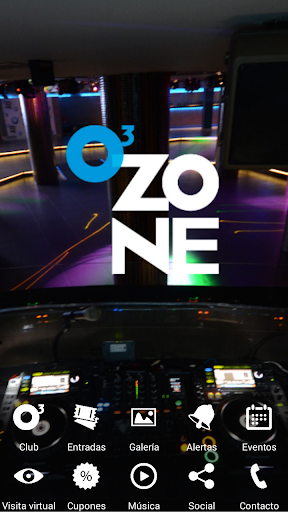 Discoteca Ozone