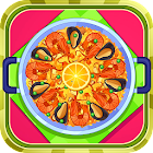 Authentic Spanish Paella Game icon