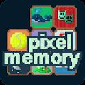 Pixel Memory logo