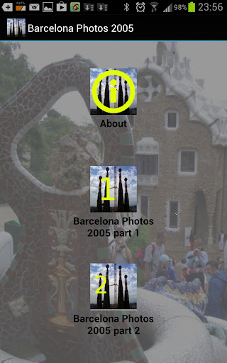 Barcelona photos and wallpaper