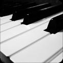 """Piano """"crazy sounds"""" FREE logo"""