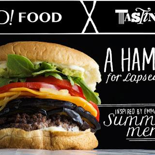 A Hamburger for Lapsed Vegetarians.