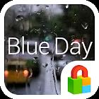Blue Day Dodol Locker Theme icon