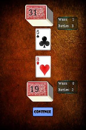 War - Card game Free 2.1.0 screenshot 1723338