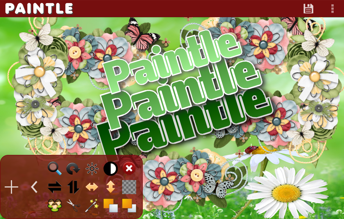 Paintle Full - screenshot