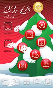 Vire Christmas Launcher - screenshot thumbnail