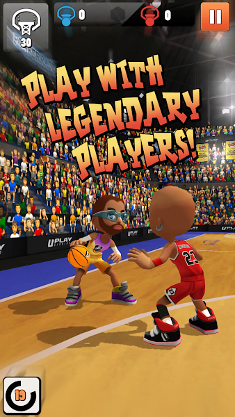 Swipe Basketball 2 Apk