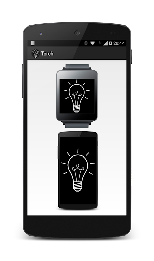 Torch For Wear And Mobile LED