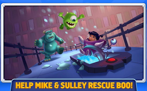 Monsters, inc. Run – games for android 2018 – free download.