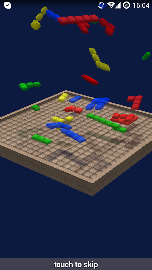 Freebloks 3D- screenshot