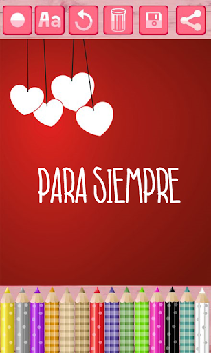 Románticas tarjetas de amor