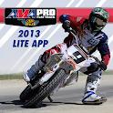 AMA Pro Flat Track Lite logo