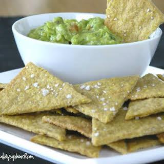 Plantain Tortilla Chips.